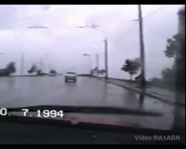 Омск Левый берег 1994 год