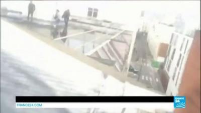теракт в париже монтаж