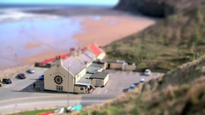 A Small Film - (Tilt Shift)