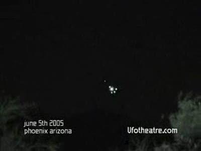 НЛО в Аризоне