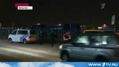 Грабители украли с аэропорта 10кг алмазов!!