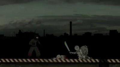 Ниндзя в деле 4: Тушёнка из котиков l Ninja Action 4