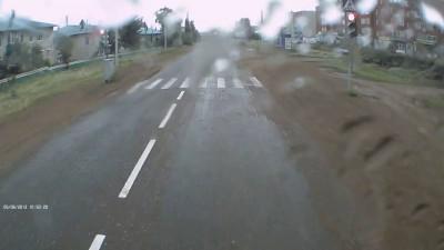 Как в Бирске можно проезжать на красный сигнал светофора