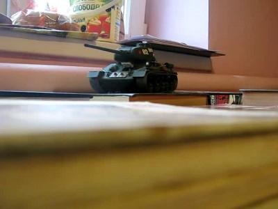 Т-34-85 модель от звезды для танкового боя