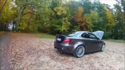 BMW на скорости 314 - BestCarTest