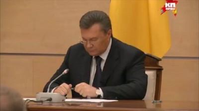 Это не показали на русских каналах и 112 - истинное лицо Януковича