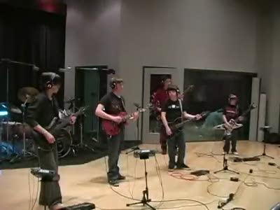 Pantera - Cowboys from hell в исполнении школьников