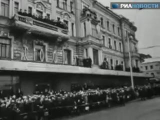 """Открытие """"Могилы Неизвестного солдата"""" в Москве"""