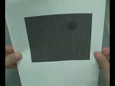 оптическая иллюзия 2