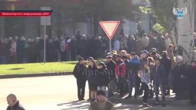 Республика прощается с Героем ДНР Арсеном Павловым