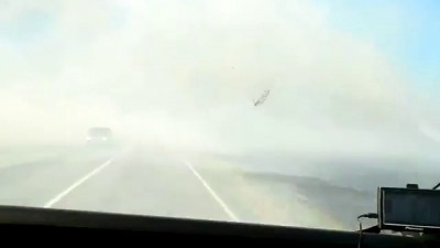Двойное дтп в Тумане