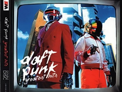 Daft Punk - Greatest Hits - Star Mark - CD 1