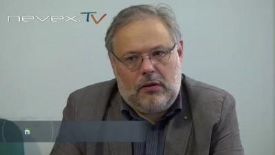 Что ждёт Украину после Крыма? - Михаил Хазин 1.04.2014