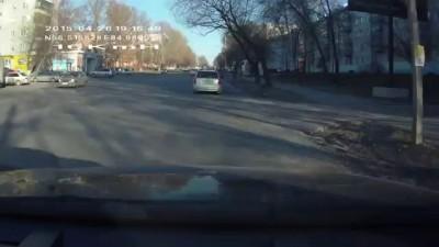 мотоавария Томск