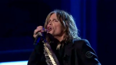 Steven Tyler Kennedy Center Honors.2010 Honoring Paul McCartney