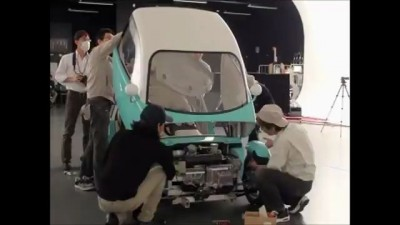 Toyota Camatte Tokyo Toy Show  2012