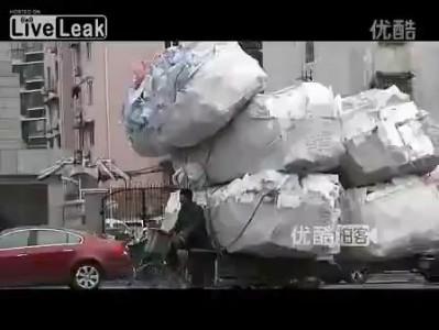 Зачем в Китае грузовики ?