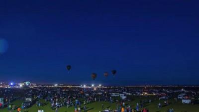 Фестиваль воздушных шаров Albuquerque Balloon Fiesta 2014