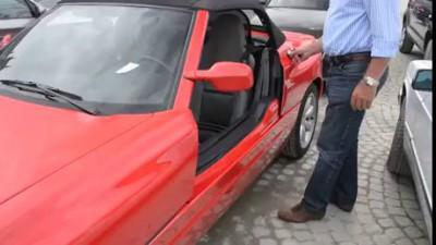 Дверь BMW Z1