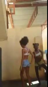 Африканские малолетки