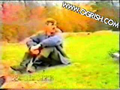 CHECHNYA- execution russkogo oficera- STRASHNOE