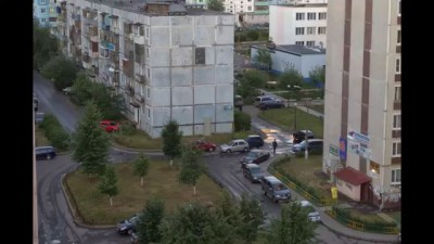 Краснознаменск / military town