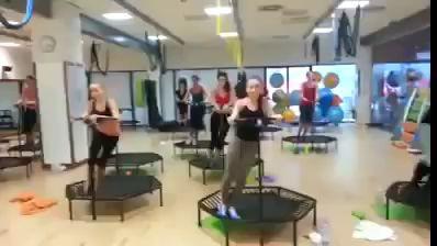 Экстремальный женский фитнес