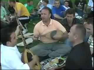 Народный албанский обычай