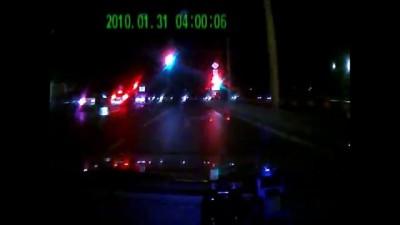 1. Причина гибели пешехода - неосвещённое шоссе ...