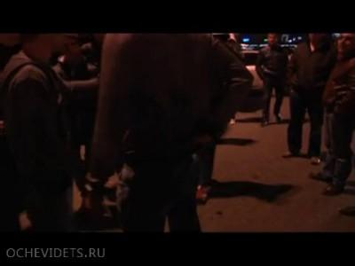 """Правоохранители"" vs журналист"