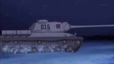 Песня Катюша в японском аниме