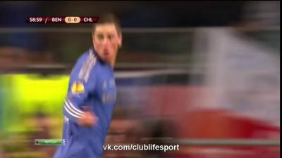 Финал ЛЕ. 2013 Бенфика (Лиссабон, Португалия) – Челси (Лондон, Англия) – 1:2