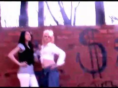 Гангста шалава - рэп 2009