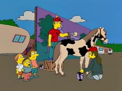 Simpsons_HorseCows