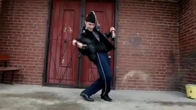 четкий танец