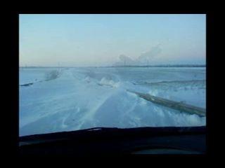Снежная эпопея.
