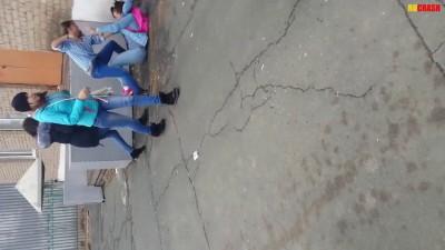 Избиение школьницы