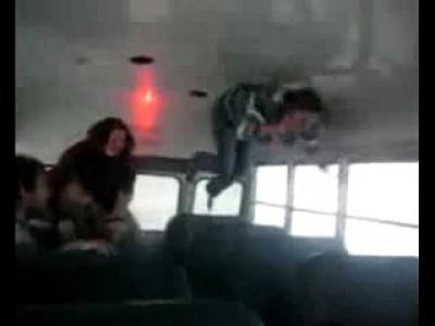 Полет в маршрутке
