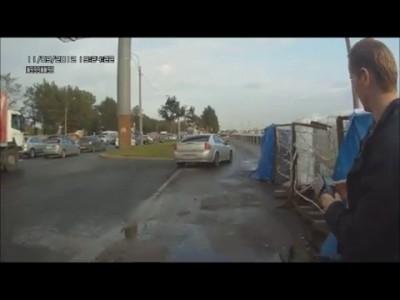 Тротуарное движение ( без цензуры )