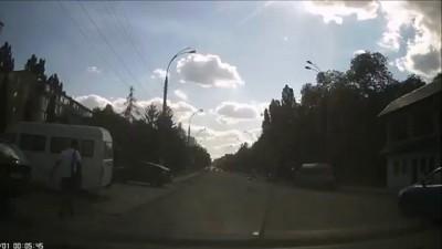 Беспредел на дорогах Кишинёва