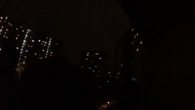 Гроза в Москве 13.07.16. Начало. ЗАО.