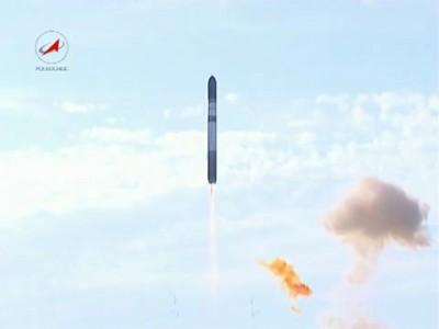 Пуск РН РС-20 с КА TanDEM-X.