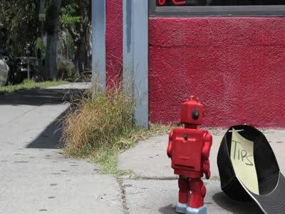Жизнь робота