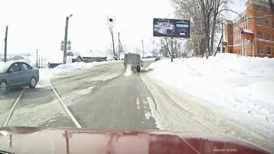 авария, ДТП, проишествие, запись с видеорегистратора.avi