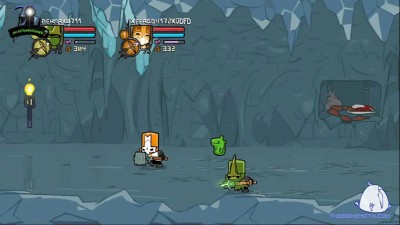 Castle Crashers (2012-PC)