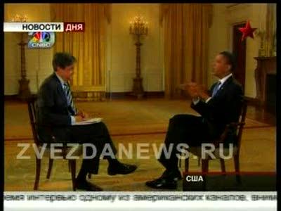 Обама убил муху в прямом эфире. Курьез во время съемок