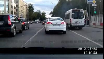 Авария на Ярцевской