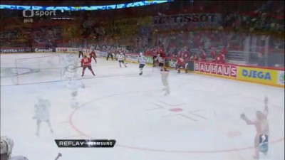 IIHF Ice Hockey World Championships 2013 Switzerland - United States 1-0