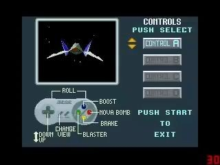 STAR WING super nintendo