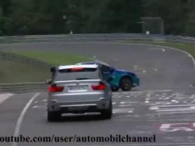 Nordschleife Touristenfahrten CRASH Accident Unfall FAIL COMPILATION 2012 RCN VLN Nürburgring